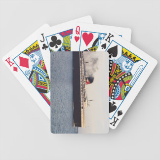The Badger Bicycle Playing Cards