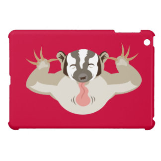 The Badgering Badger Case For The iPad Mini