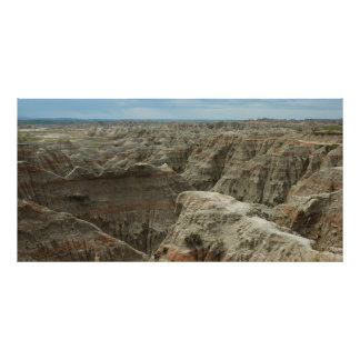 The Badlands - Wild Places Photography Photo Print