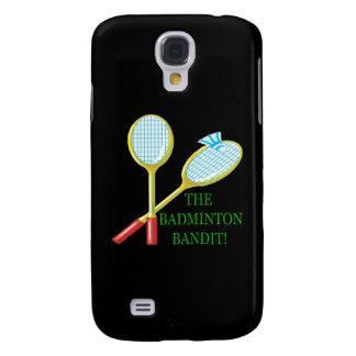 The Badminton Bandit Samsung Galaxy S4 Covers