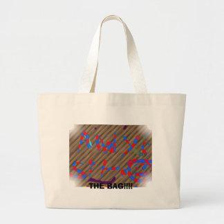 THE BAG!!!! LARGE TOTE BAG