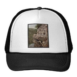 The Bagatski Ravine Caucasus Russia classic Phot Hat