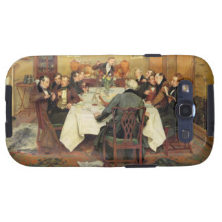 The Bagman's Toast 'Sweethearts and Wives'(oil on Galaxy SIII Case