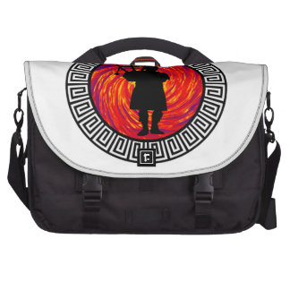 THE BAGPIPERS DAWN LAPTOP COMPUTER BAG