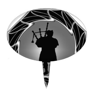 THE BAGPIPERS SPIRIT CAKE PICK