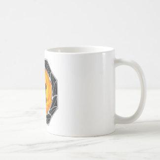 THE BAGPIPES SILHOUETTE CLASSIC WHITE COFFEE MUG