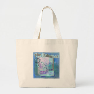 The Bahama Blues Canvas Bag
