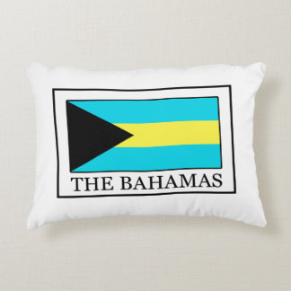 The Bahamas Accent Pillow