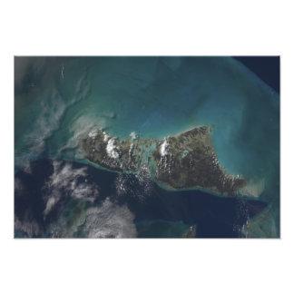 The Bahamas' Andros Island Photo Print