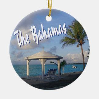 The Bahamas Commemorative Ceramic Ornament