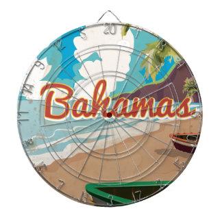 The Bahamas Dart Board