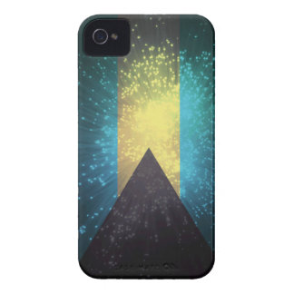 The Bahamas Flag Case-Mate iPhone 4 Cases
