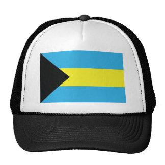 The Bahamas Flag Trucker Hat