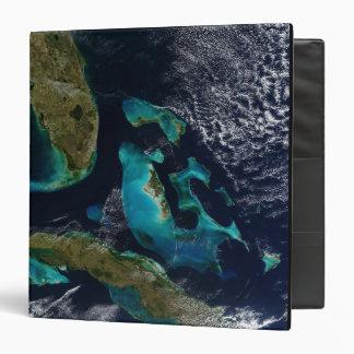 The Bahamas, Florida, and Cuba 3 Ring Binder