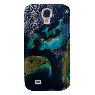 The Bahamas, Florida, and Cuba Galaxy S4 Case