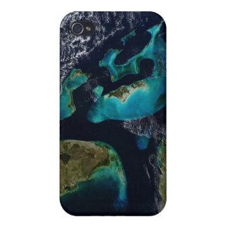 The Bahamas, Florida, and Cuba iPhone 4/4S Case