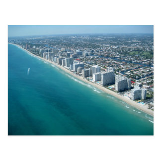 The Bahamas - Ft Lauderdale - Coastline