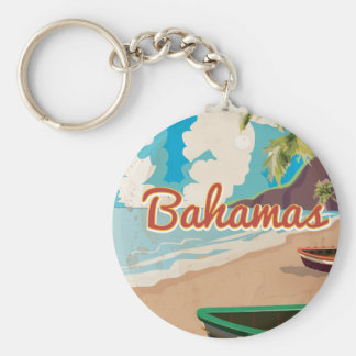 The Bahamas Keychain