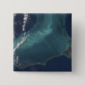 The Bahamas' lengthy narrow Eleuthra Island Button