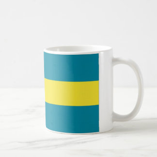The Bahamas National Flag Coffee Mug