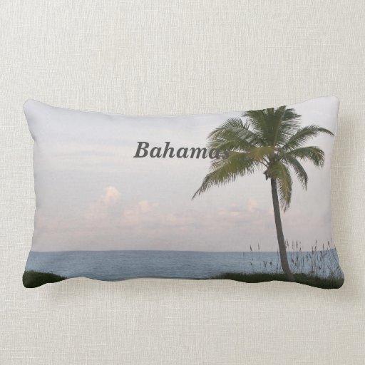 The Bahamas Pillows