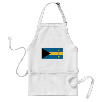 The Bahamas Prime Minister Flag Adult Apron