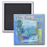 The Bahamas Refrigerator Magnet