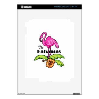 The Bahamas iPad 3 Decals