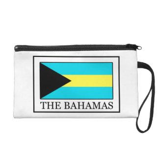 The Bahamas Wristlet