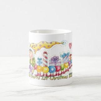 The Bairns 1st Christmas - Cute Bairns Baby Mug