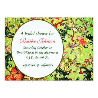 The Baislee Garden Invitation