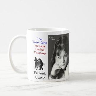 The Baker Girls coffee mug