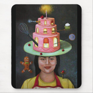The Baker Mouse Pad