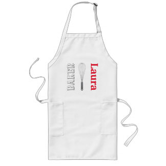The Baker Personalized Adult Apron