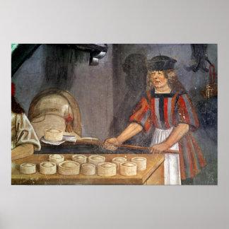 The Baker Poster