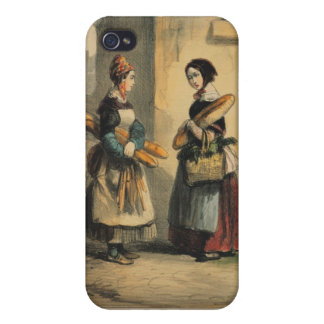 The Baker's Art, plate number 27 iPhone 4/4S Case