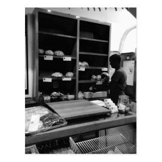 The bakery postcard