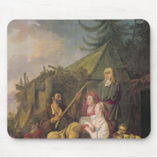 The Balalaika Player, 1764 Mouse Pad
