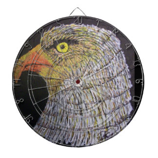 The Bald Eagle Dart Board