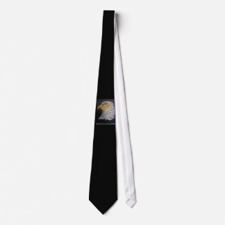 The Bald Eagle Neck Tie