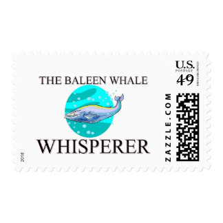 The Baleen Whale Whisperer Stamps