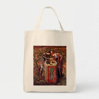 The Baleful Head Tote Bag