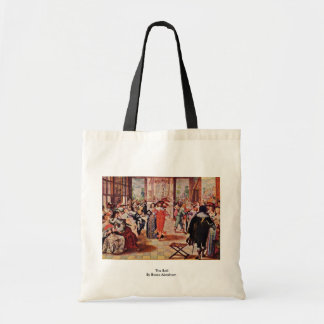The Ball By Bosse Abraham Tote Bag