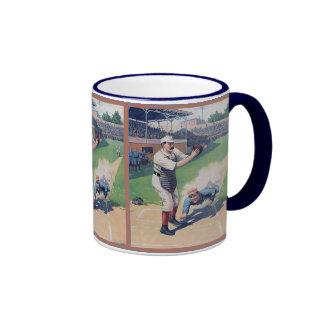 The Ball Game 1897 Mug