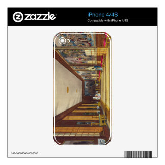 The Ball Room, Hampton Court, from 'The History of Decals For The iPhone 4