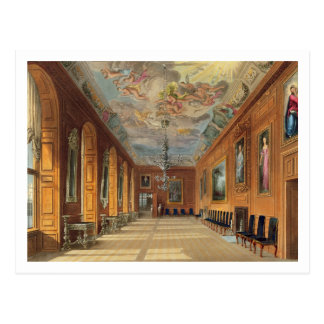 The Ball Room, Windsor Castle, from 'Royal Residen Postcard