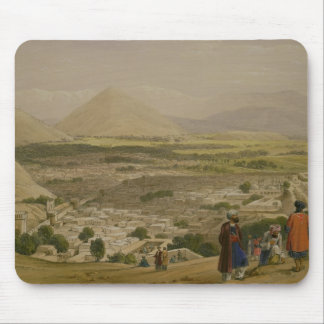 The Balla Hissar and City of Caubul, from the Uppe Mouse Pad