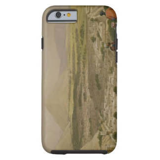 The Balla Hissar and City of Caubul, from the Uppe Tough iPhone 6 Case