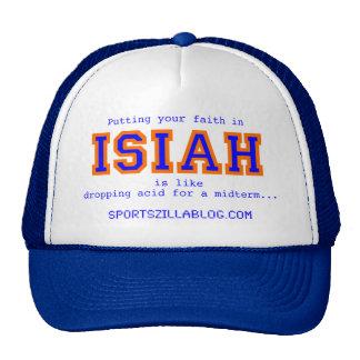 The Ballad of Isiah Cap Trucker Hat