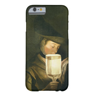 The Ballad Singer, c.1764 (oil on canvas) Barely There iPhone 6 Case